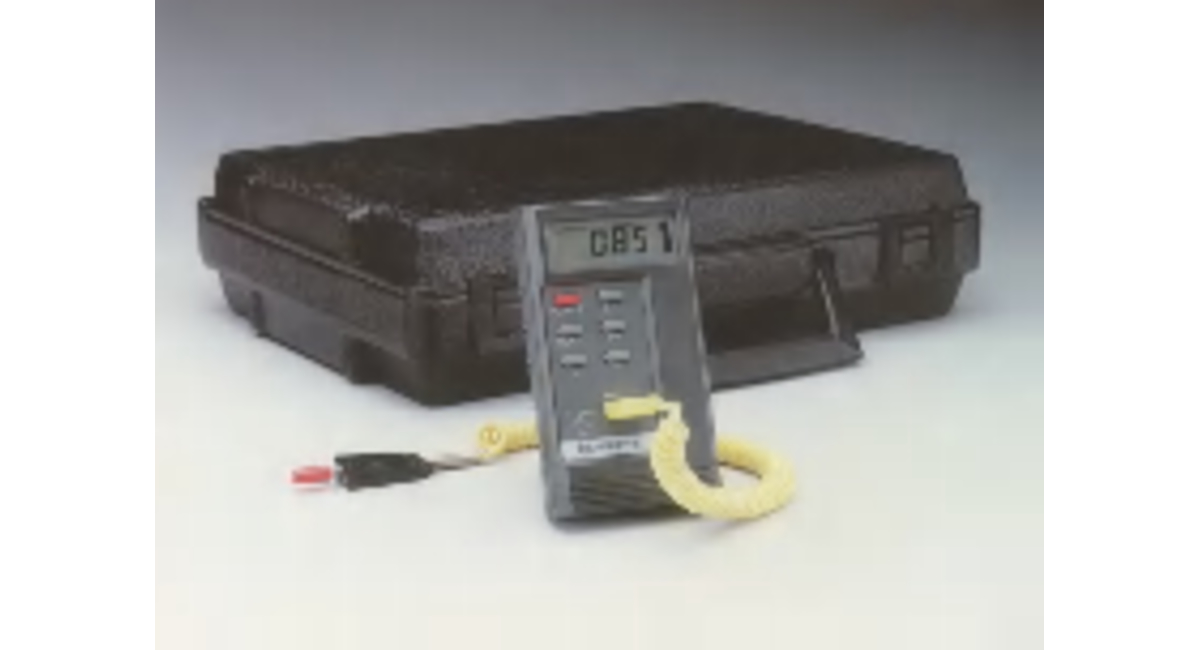 DIGITAL PYROMETER WITH TIRE